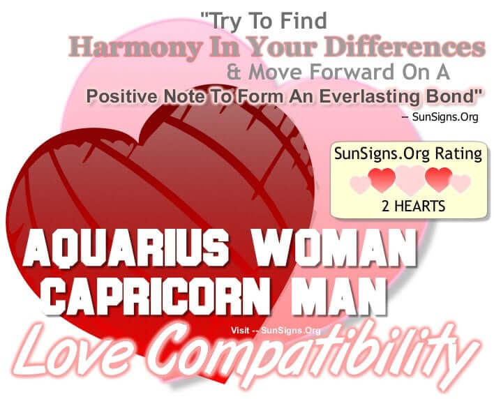 Capricorn dating aquarius, chick nude workout
