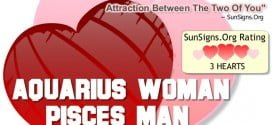 aquarius woman pisces man