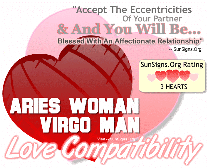 love match pisces woman and aries man Leo woman and aquarius male love compatibility check out the online guide at this website - how to seduce a man you have just m.