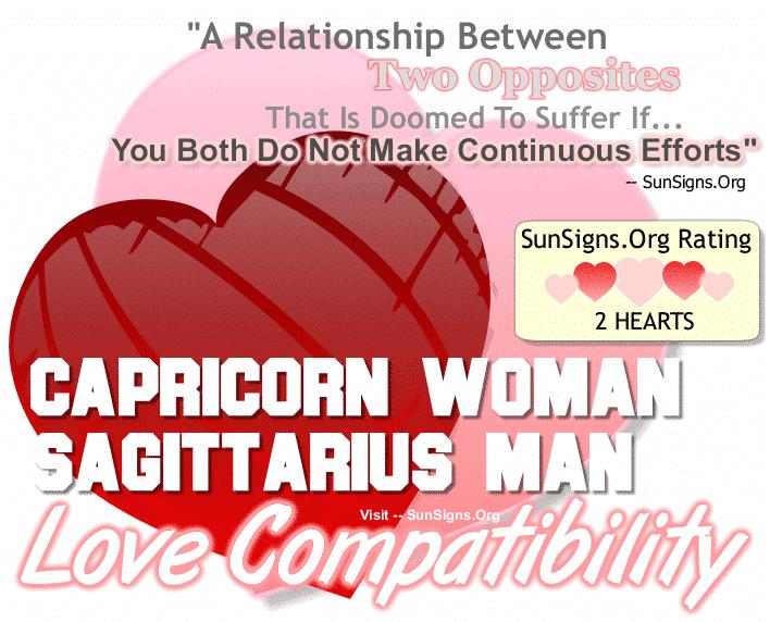 Sagittarius Libra Love Compatibility