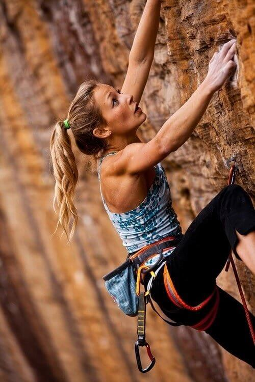 Scorpio sun sign should try rock climbing, boxing or martial arts