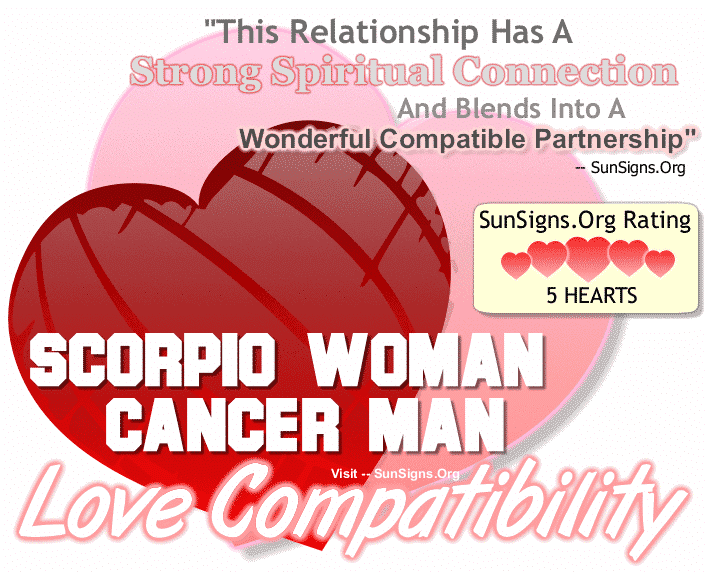 Best Love Compatibility For Scorpio Man