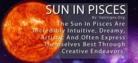 The Sun In Pisces Are Incredibly Intuitive, Dreamy, Artistic And Often Express Themselves Best Through Creative Endeavors.