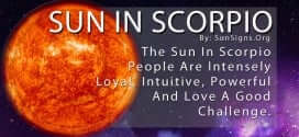 The Sun In Scorpio People Are Intensely Loyal, Intuitive, Powerful And Love A Good Challenge.