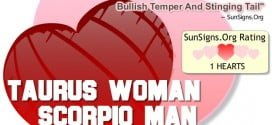 taurus woman scorpio man