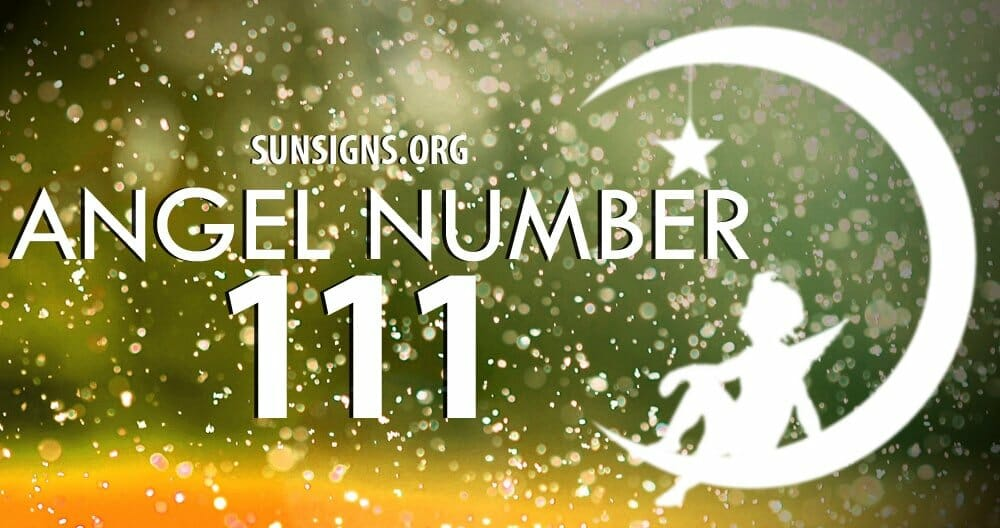 angel number 111, promotes more urgency and confirmation
