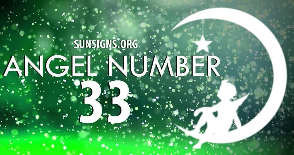 Angel number 33