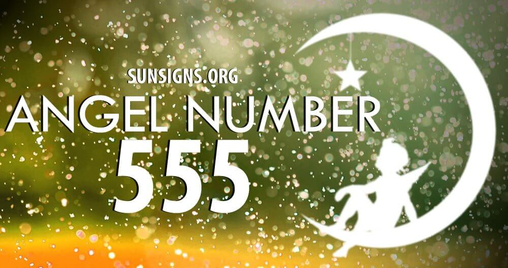 Angel number 555 could signify that changes are coming in many different areas of your life