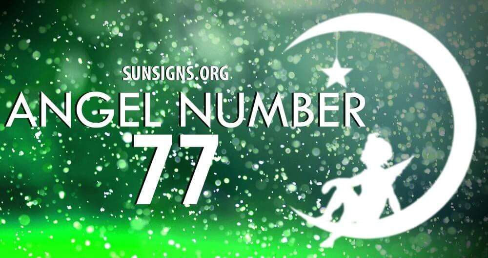Angel Number 77 focuses heavily on spirituality and intuition