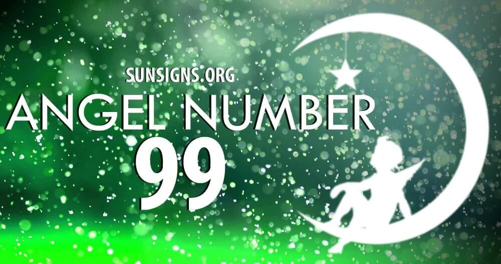 Angel Number 99 is a message to pursue a life of service to others