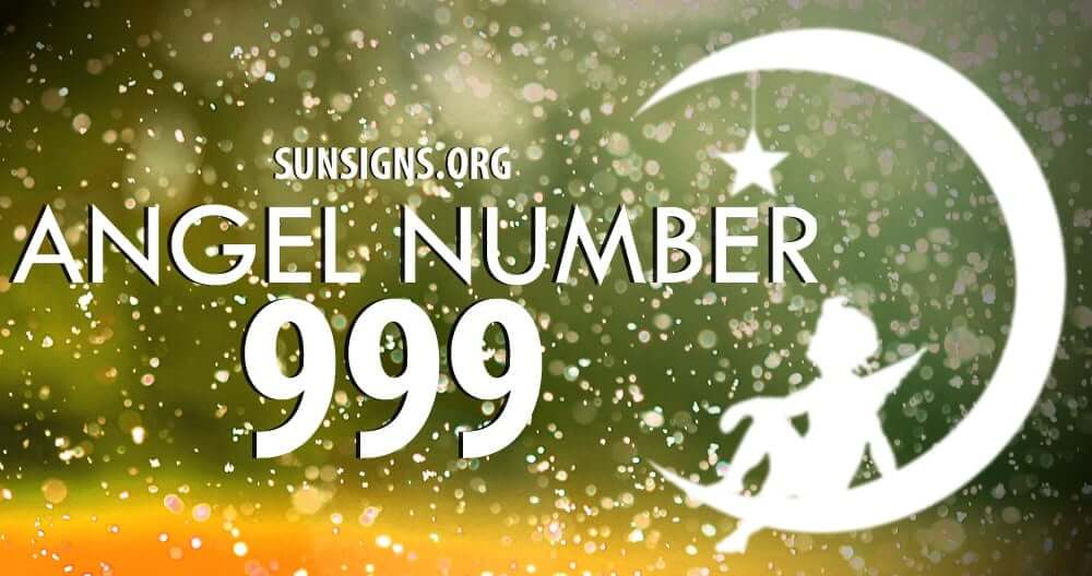 Angel Number 999 signifies the completion of a cycle and new things coming your way