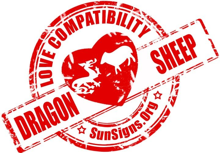 Dragon Sheep Compatibility. The key to long-lasting love compatibility in the Dragon and Sheep relationship will be understanding.