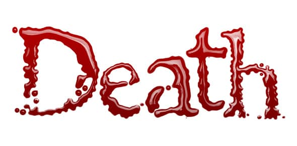 death signifies rebirth