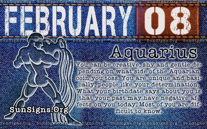 february 8 birthday