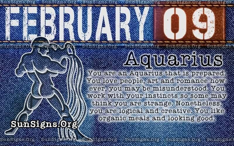 february 9 birthday