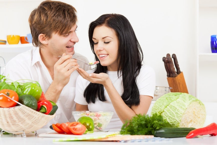 Your partner loves to do things for you and she especially loves it if you take notice.