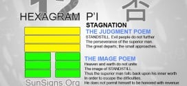 I Ching 12 meaning - Hexagram 12 Stagnation
