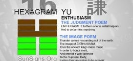 I Ching 16 meaning - Hexagram 16 Enthusiasm