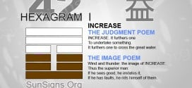 I Ching 42 meaning - Hexagram 42 Increase