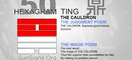 I Ching 50 meaning - Hexagram 50 The Cauldron