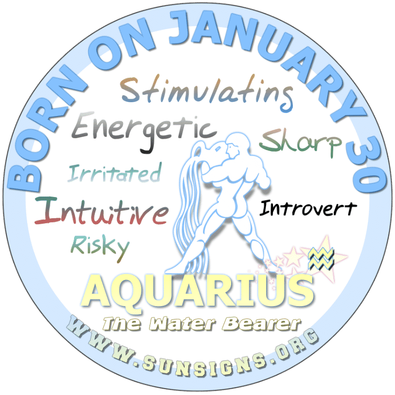 January 30th Horoscope