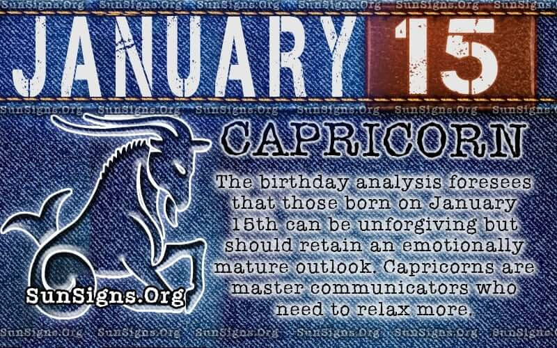 january 15 birthday