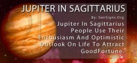 Jupiter In Sagittarius. Jupiter In Sagittarius People Use Their Enthusiasm And Optimistic Outlook On Life To Attract Good Fortune.