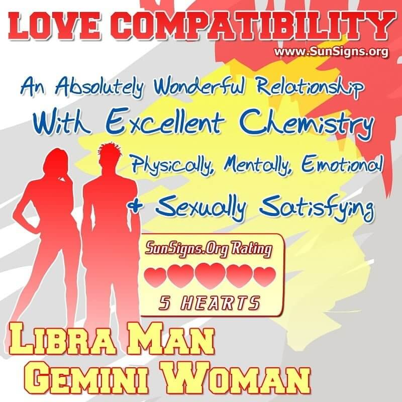 libra man gemini woman