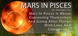 Mars In Pisces. Mars In Pisces Is About Expressing Themselves And Going After Things With Love And Compassion.