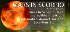 Mars In Scorpio. Mars In Scorpio Have Incredible Intuition, Undeniable Magnetism And Excellent Stamina.