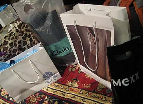 Most women love shopping and while they take advantage of great bargains
