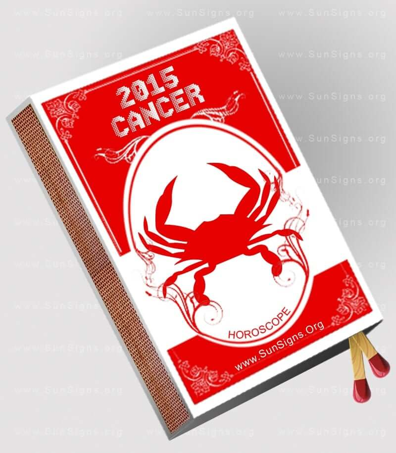 The 2015 Cancer horoscope predicts a year with a few challenges.