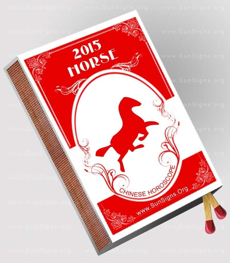 The 2015 Horse horoscope predicts a year of major transformations and changes.