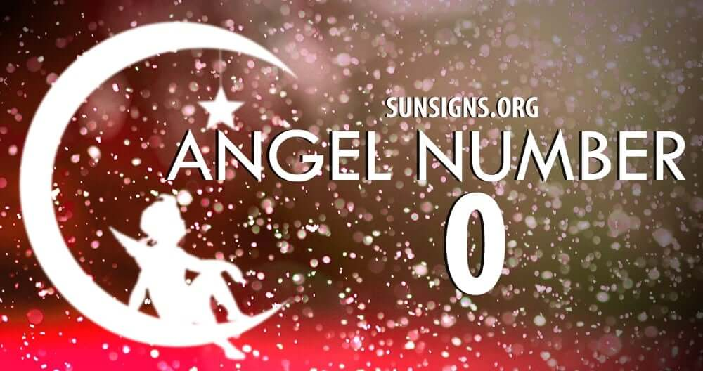 Angel Number 0 is thought to symbolize the connection between all living things.