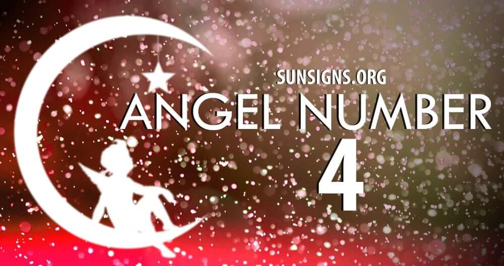 When you are receiving messages through Angel Number 4, the message likely has something to do with support
