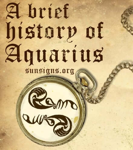 The eleventh sign of the zodiac, Aquarius, applies to those born between January 21 and February 19.