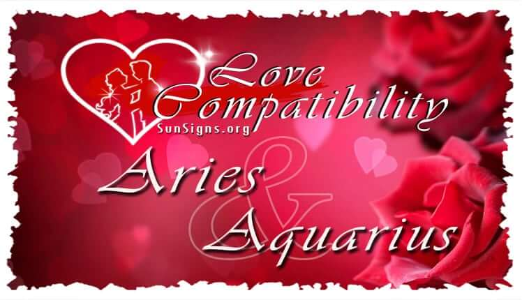 Aquarius man dating an aries woman-in-Loberurn