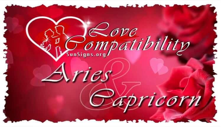 aries capricorn