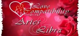 Aries Libra Love Compatibility