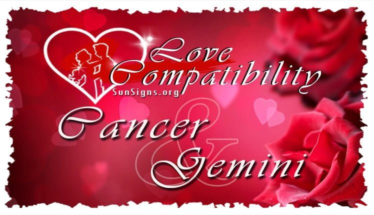 cancer gemini