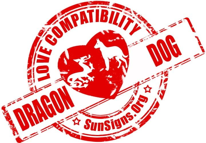 Chinese Dragon Dog Compatibility. The dragon and dog relationship might have a lot of disagreements.