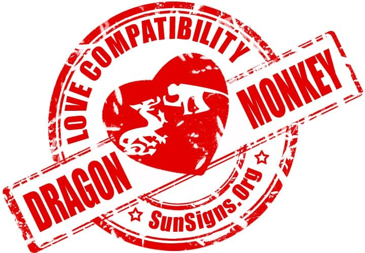 Chinese Dragon Monkey Compatibility. The dragon and monkey relationship can be very passionate and exciting.