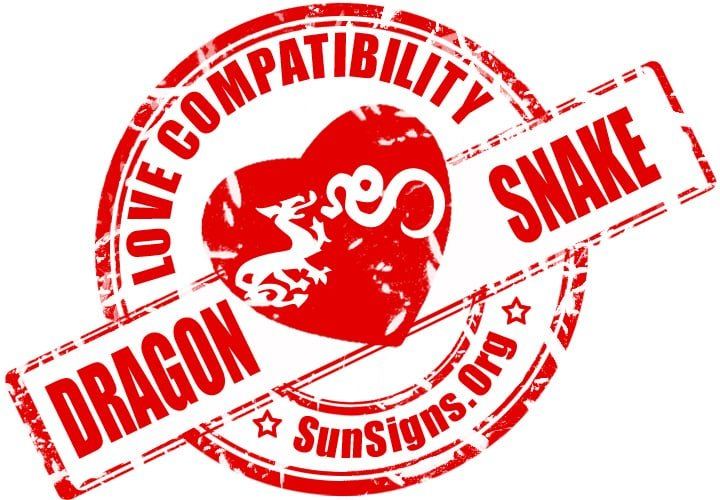 Dragon And Snake Chinese Zodiac Compatibility | SunSigns Org