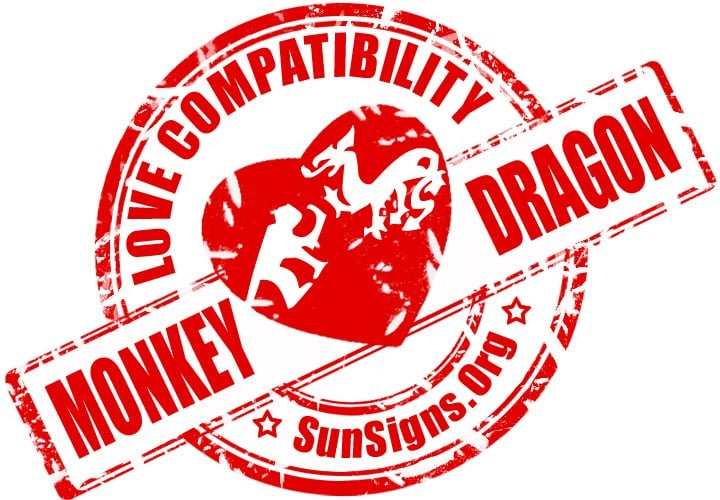 chinese monkey zodiac compatibility with dragon. The Chinese astrology compatibility between the monkey and dragon is excellent as they have a lot in common.