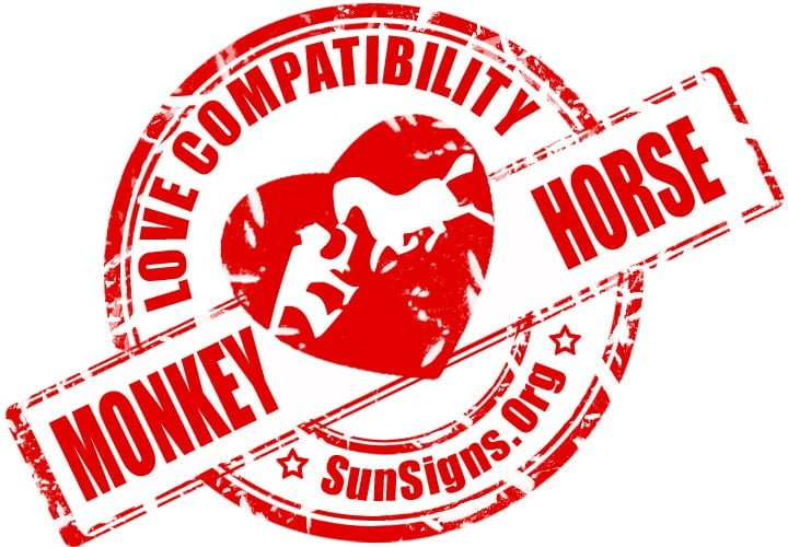 chinese monkey zodiac compatibility with horse. Will compromise and understanding be able to help the monkey and horse compatibility at all?