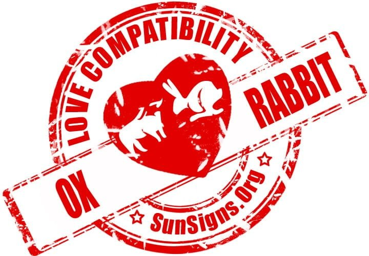 year of ox and rabbit relationship