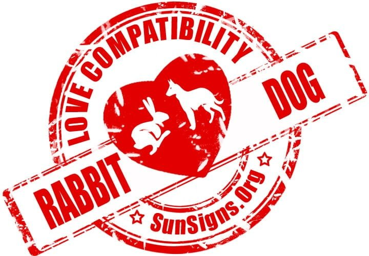 Rabbit Dog Compatibility. The Rabbit and Dog love pairing can go the distance, with some work from both sides.