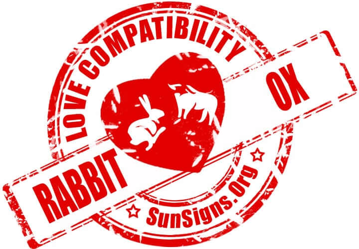 chinese rabbit zodiac compatibility with ox. The Rabbit and Ox compatibility has a lot of potential.