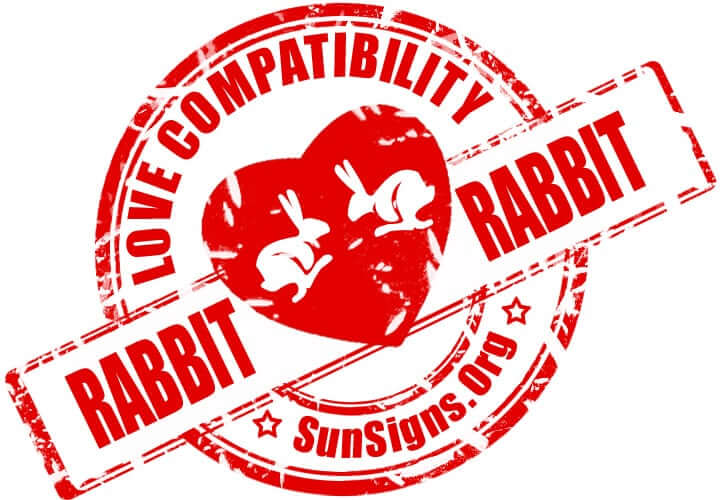 The Rabbit Rabbit relationship is one that could work.