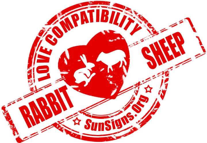 Rabbit and sheep compatibility